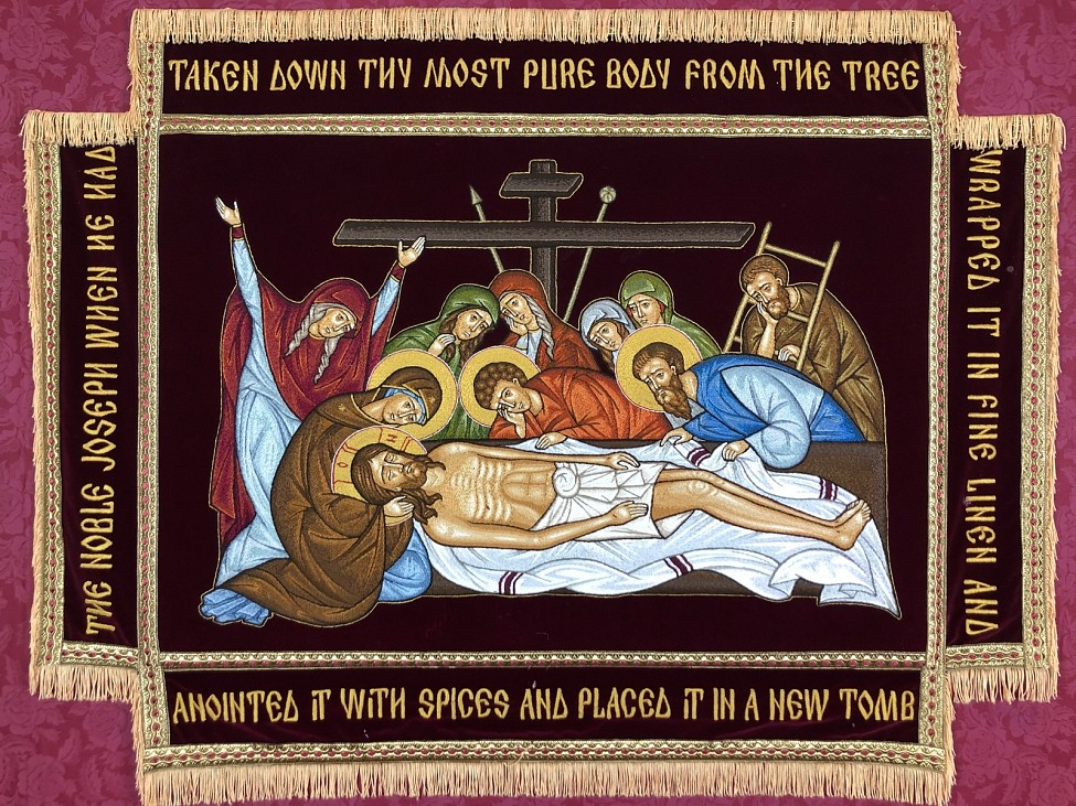 Icon of the Holy Shroud